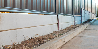 Retaining-Wall-Plinths-Fencing